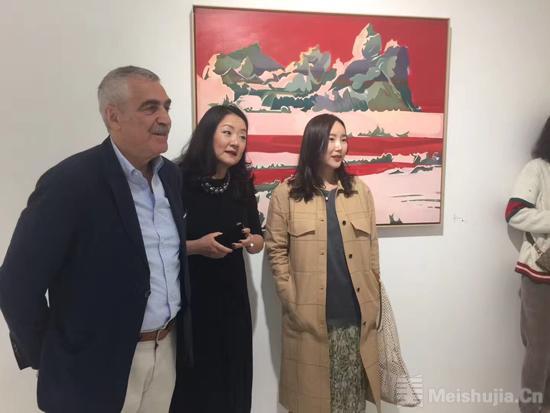 高夕越个展――时空碎片亮相北京颖画廊